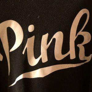 PINK branded hoodie